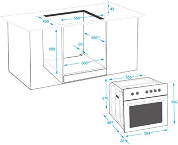 beko oim 22301 x einbau backofen. Black Bedroom Furniture Sets. Home Design Ideas
